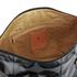 Orla Kiely Women's Linear Stem Print Laminated Zip Shopper Bag - Midnight: Image 6