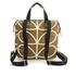 Orla Kiely Women's Linear Stem Print Small Backpack - Camel: Image 7