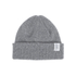 Barbour Men's Lambswool Watch Cap Beanie - Grey: Image 1