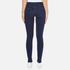 Polo Ralph Lauren Women's Varick Skinny Jeans - Dark Indigo: Image 3