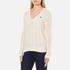 Polo Ralph Lauren Women's Kimberley Cashmere Blend Jumper - Cream: Image 2