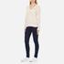 Polo Ralph Lauren Women's Kimberley Cashmere Blend Jumper - Cream: Image 4