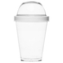 Sagaform Fresh Yoghurt Mug 300ml - White: Image 1