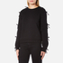 Sportmax Women's Zeda Bow Sleeve Sweatshirt - Black: Image 2
