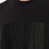 Alexander Wang Men's Embroidered Barcode Logo Sweatshirt - Black: Image 5