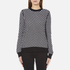 MICHAEL MICHAEL KORS Women's Graphic Jacquard Sweater - Multi: Image 1