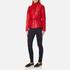 MICHAEL MICHAEL KORS Women's Packable Puffer Jacket - Red: Image 4