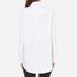 MICHAEL MICHAEL KORS Women's Cotton White Bib Shirt - White: Image 3