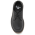 Dr. Martens Kids' Everley Leather Lace Shoes - Black: Image 3