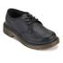 Dr. Martens Kids' Everley Leather Lace Shoes - Black: Image 2
