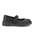 Dr. Martens Kids' Maccy Leather Mary Jane Shoes - Black: Image 1