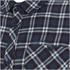 Craghoppers Men's Brigden Long Sleeve Shirt - Storm Navy Check: Image 3