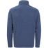 Craghoppers Men's Selby Half Zip Fleece - Vintage Indigo: Image 2