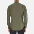 Polo Ralph Lauren Men's Long Sleeve Poplin Shirt - Rustic Sage: Image 3