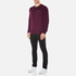 Lacoste Men's Crew Neck Jumper - Vendange: Image 4