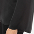Gestuz Women's Maiden Silk Blouse With Bell Sleeves and Silk Buttons - Black: Image 6