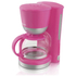 Swan SK18110PIN Coffee Maker - Pink: Image 1