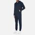 Michael Kors Men's Stretch Fleece Hoody - Midnight: Image 4