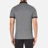 Michael Kors Men's Tipped Birdseye Polo Shirt - Black: Image 3