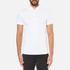 Michael Kors Men's Sleek MK Polo Shirt - White: Image 1