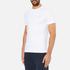 Michael Kors Men's Sleek MK Crew T-Shirt - White: Image 2
