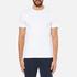 Michael Kors Men's Sleek MK Crew T-Shirt - White: Image 1