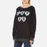 Wildfox Women's Cry Baby Roadtrip Sweatshirt - Clean Black: Image 2