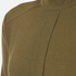 Ganni Women's Clark Dress - Dark Olive: Image 4