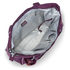 Kipling Women's Small Shopper Bag - Plum Purple: Image 3