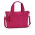 Kipling Women's Amiel Medium Handbag - Berry: Image 1