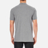 PS by Paul Smith Men's Regular Fit Zebra Polo Shirt - Grey: Image 3