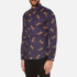 PS by Paul Smith Men's Printed Long Sleeve Shirt - Navy: Image 2