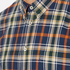 PS by Paul Smith Men's Checked Long Sleeve Shirt - Navy: Image 5