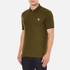 PS by Paul Smith Men's Regular Fit Zebra Polo Shirt - Khaki: Image 2