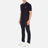PS by Paul Smith Men's Regular Fit Zebra Polo Shirt - Navy: Image 4