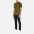 PS by Paul Smith Men's Crew Neck Short Sleeve Logo T-Shirt - Khaki: Image 4