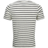 Produkt Men's Deko Asymetric Stripe T-Shirt - Cloud Dancer: Image 2