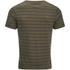 Produkt Men's Deko Asymetric Stripe T-Shirt - Beech: Image 2