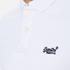 Superdry Men's Classic Pique Short Sleeve Polo Shirt - Optic: Image 5