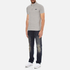Superdry Men's Classic Pique Short Sleeve Polo Shirt - Grey Marl: Image 4