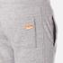 Superdry Men's Orange Label Tipped Joggers - Pearl Grey Grit: Image 6