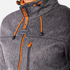 Superdry Men's Windtrekker Coat - Dark Grey Grit/Fluro Orange: Image 5