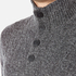 Superdry Men's Harrow Regatta Henley Jumper - Gunmetal Twist: Image 5