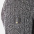 Superdry Men's Harrow Regatta Henley Jumper - Gunmetal Twist: Image 6