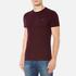 Superdry Men's Orange Label Vintage Embroidered T-Shirt - Rich Burdundy: Image 2