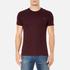 Superdry Men's Orange Label Vintage Embroidered T-Shirt - Rich Burdundy: Image 1