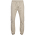 Brave Soul Men's Fine Cuffed Chinos - Stone: Image 1