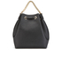 Karl Lagerfeld Women's K/Klassik Drawstring Bag - Black: Image 6