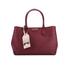 Karl Lagerfeld Women's K/Lady Shopper Bag - Bordeaux: Image 1