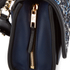 Karl Lagerfeld Women's K/Kuilted Tweed Mini Handbag - Midnight Blue: Image 7